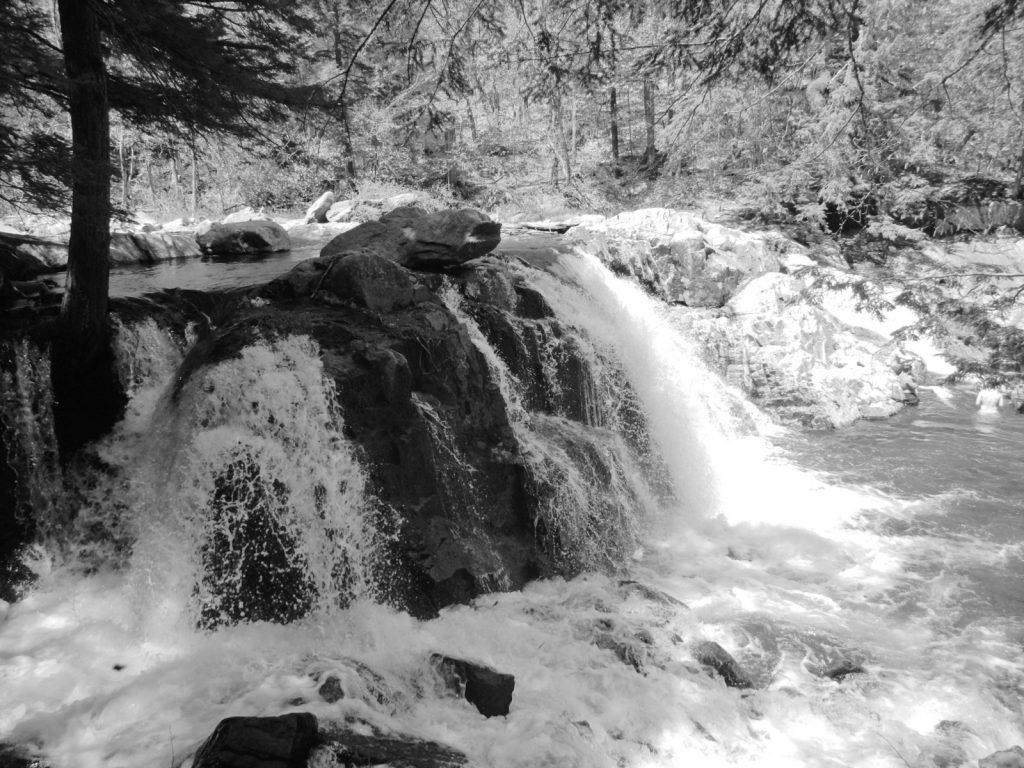 Buttermilk Falls, Ludlow VT