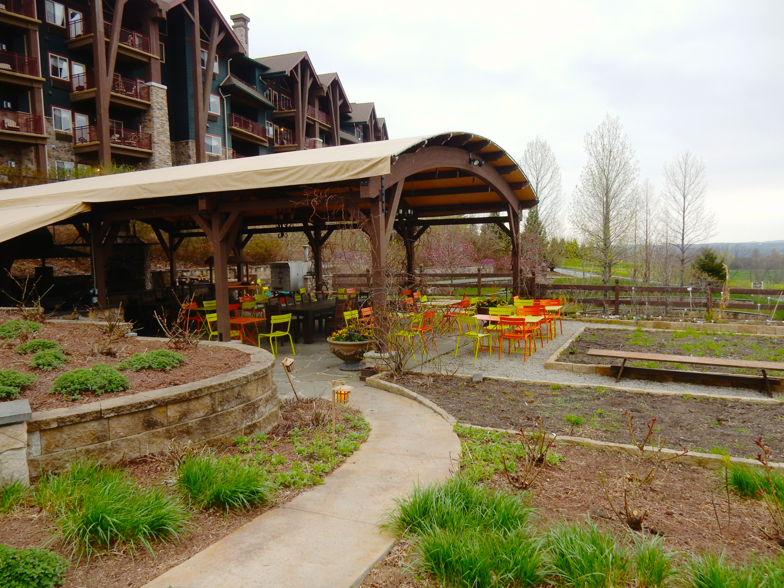 Grand Cascades Lodge  Crystal Springs Resort and Village