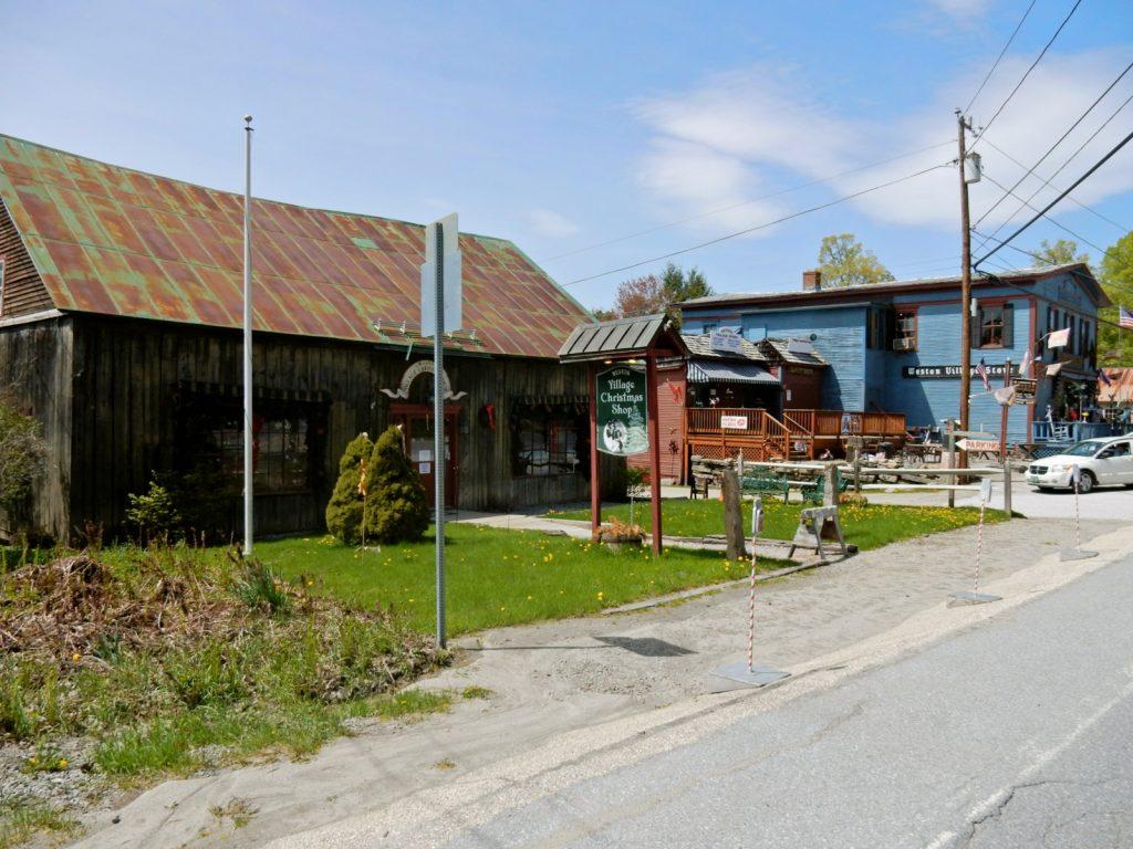 Village Stores, Weston VT