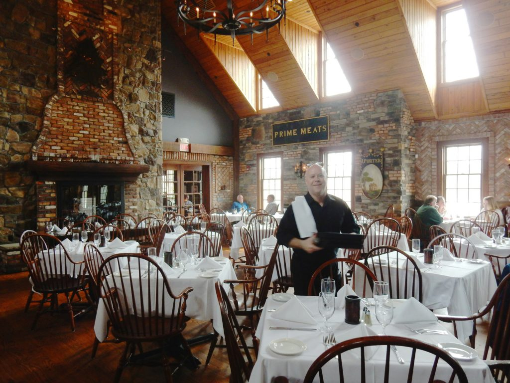 Mohawk House Main Dining Room Sparta NJ