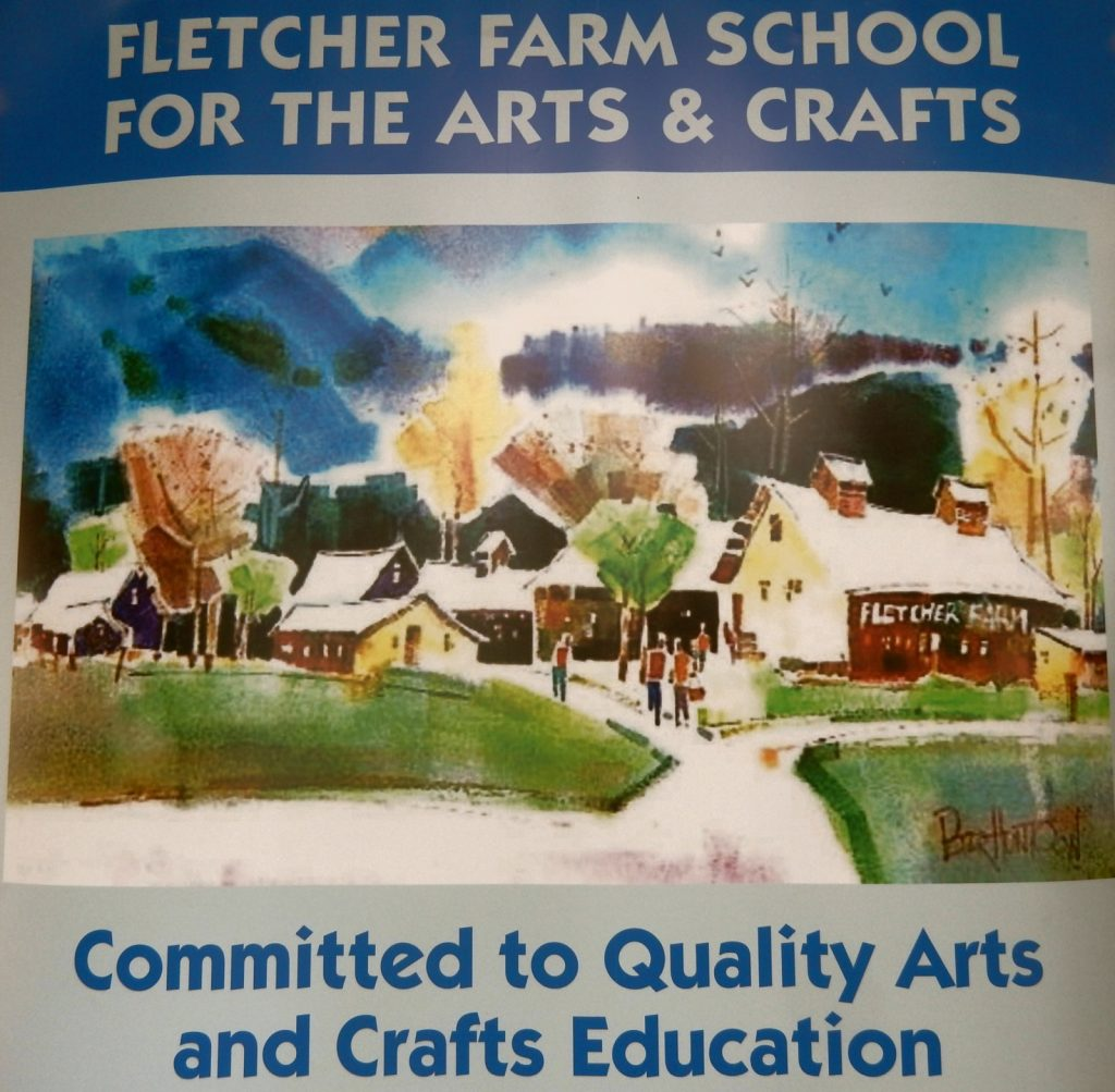 Fletcher Farm School, Ludlow VT