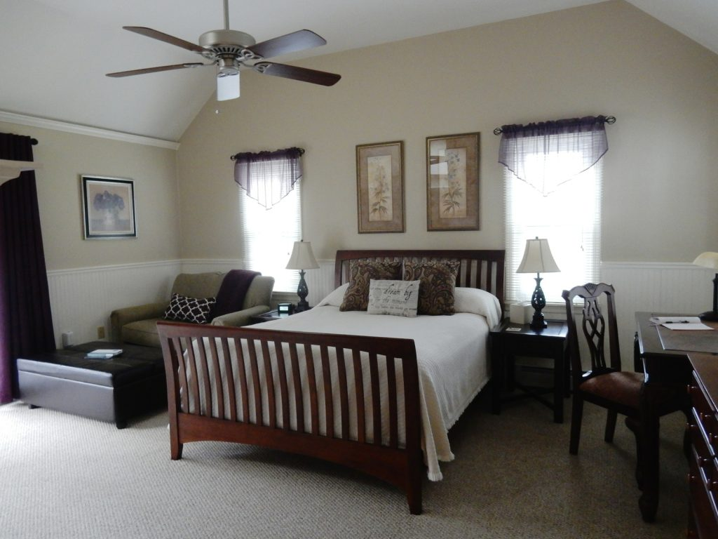 Guest Room Wooden Duck BnB NJ