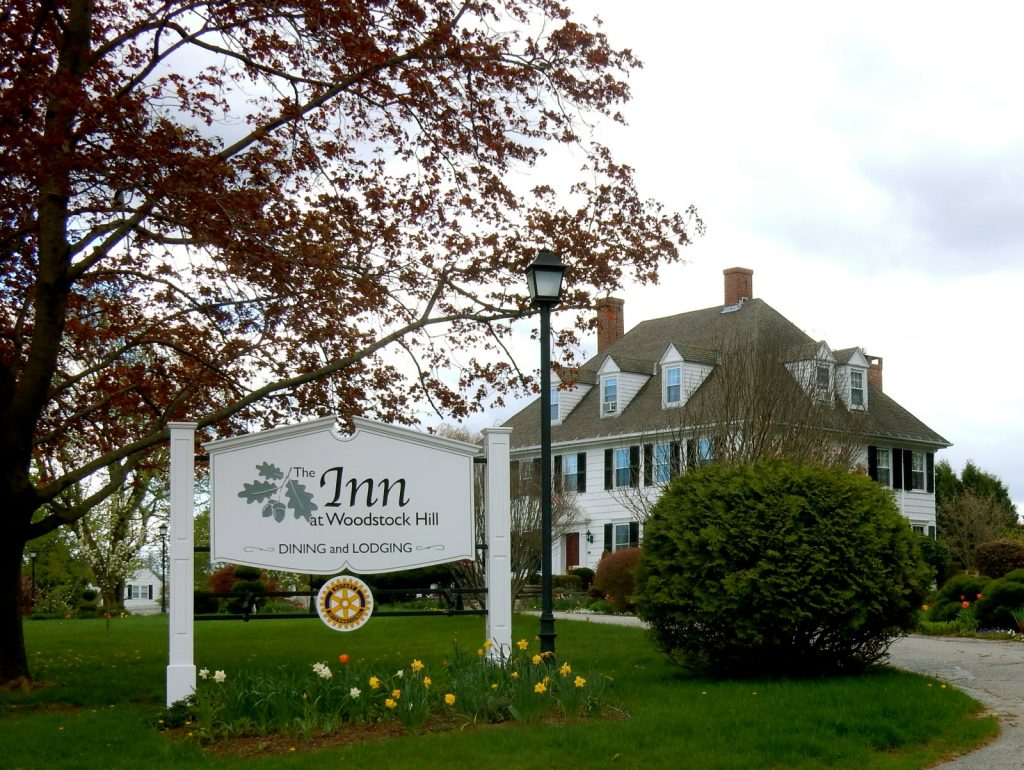 Inn at Woodstock Hill, Woodstock CT