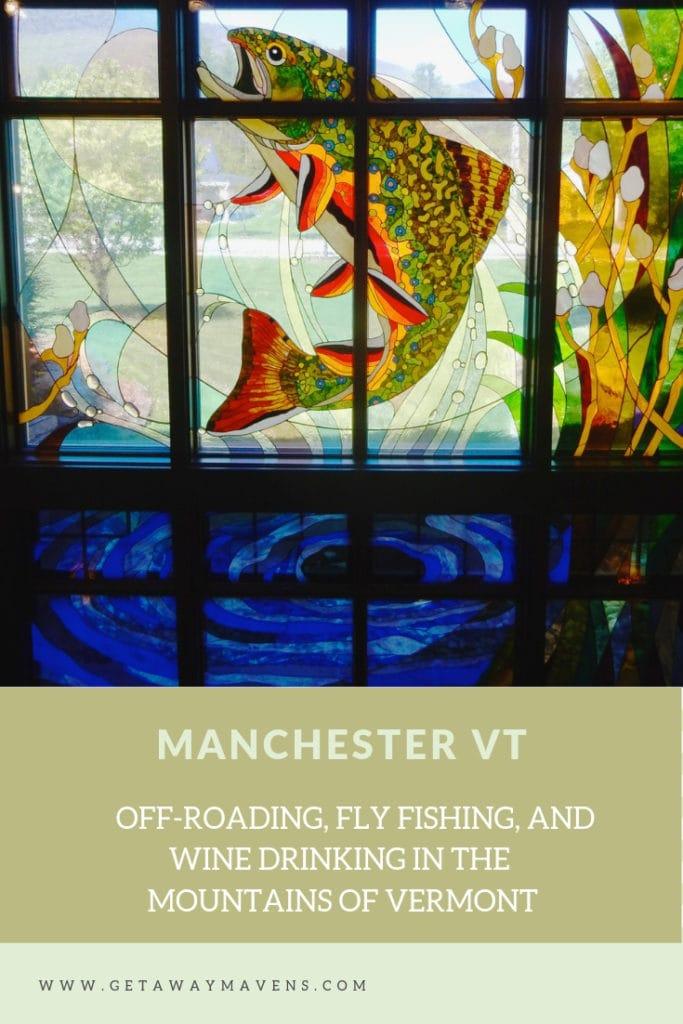 Manchester VT Pin