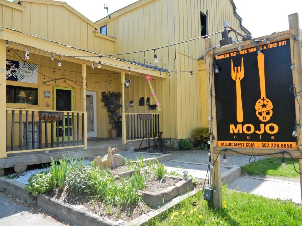 MoJo Cafe, Ludlow VT