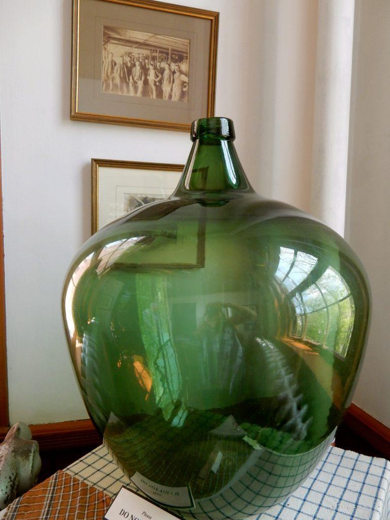 Oil jug, Black River Academy Museum, Ludlow VT