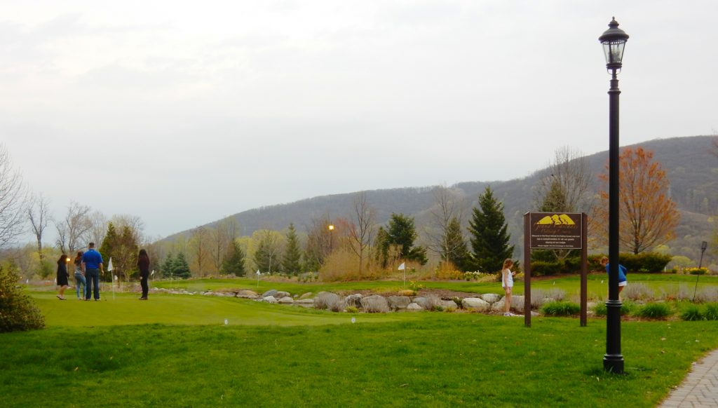 Grand Cascades Lodge Golf Course NJ