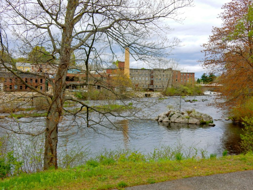 River Mills Heritage Trail, Putnam CT