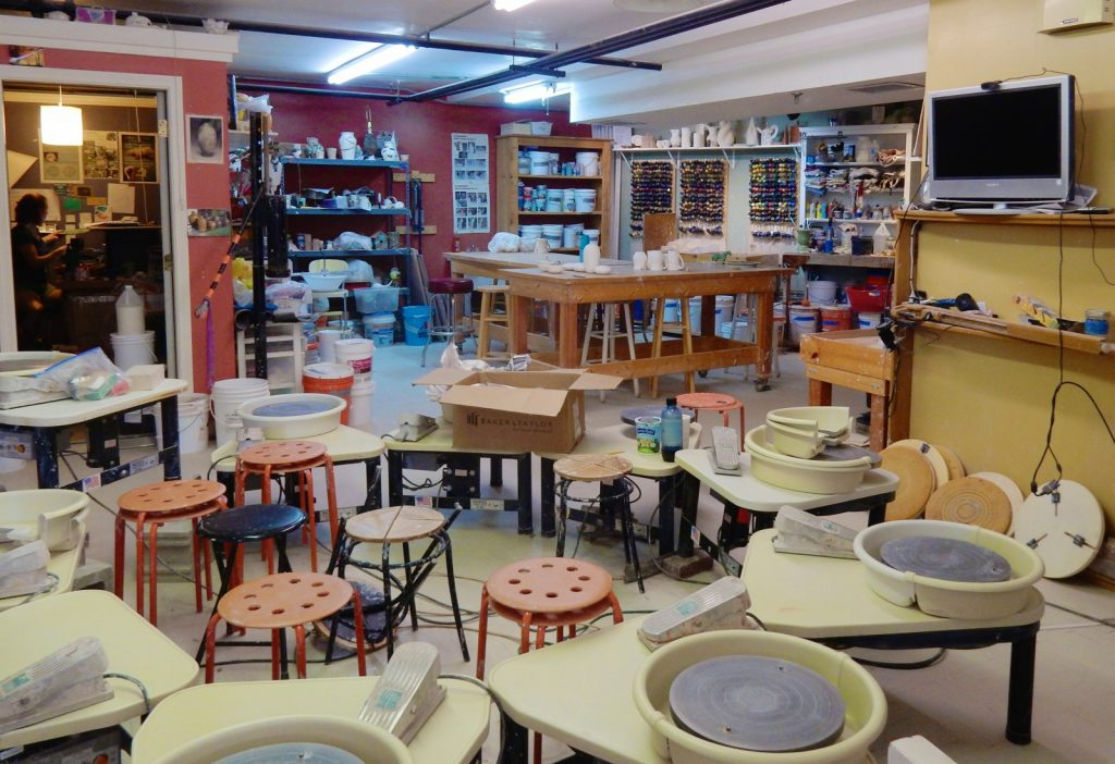 Sawmill Pottery, Putnam, CT