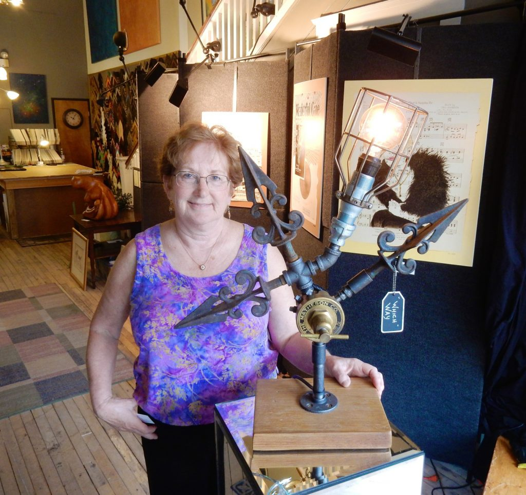 Sheri, Arts & Framing Sochor Art Gallery, Putnam CT