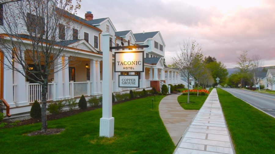The Taconic, Manchester VT: Kimpton's First Hotel Outside a Major City