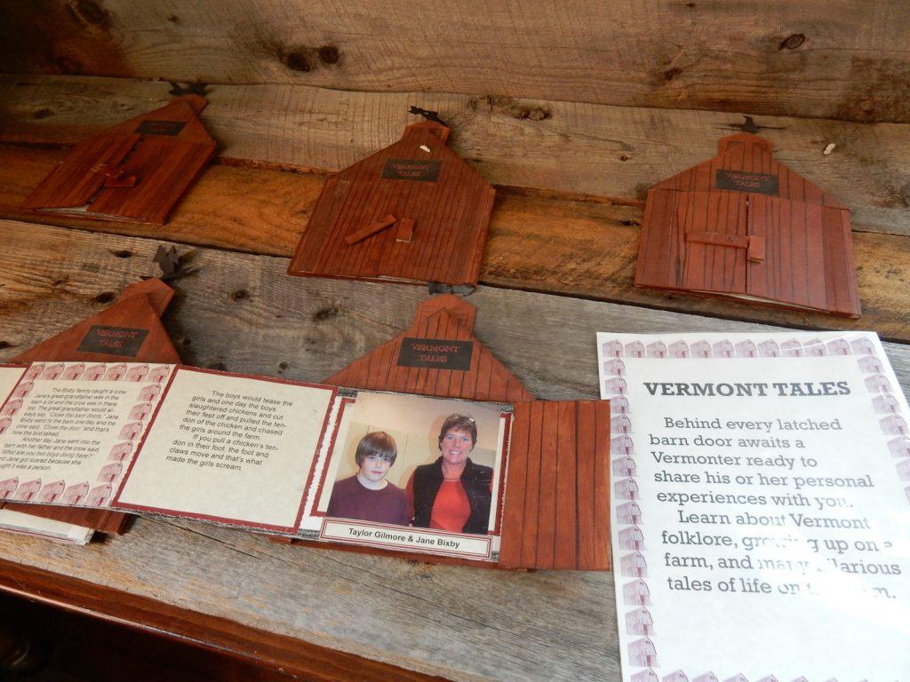 Vermont Tales, Black River Academy, Ludlow VT