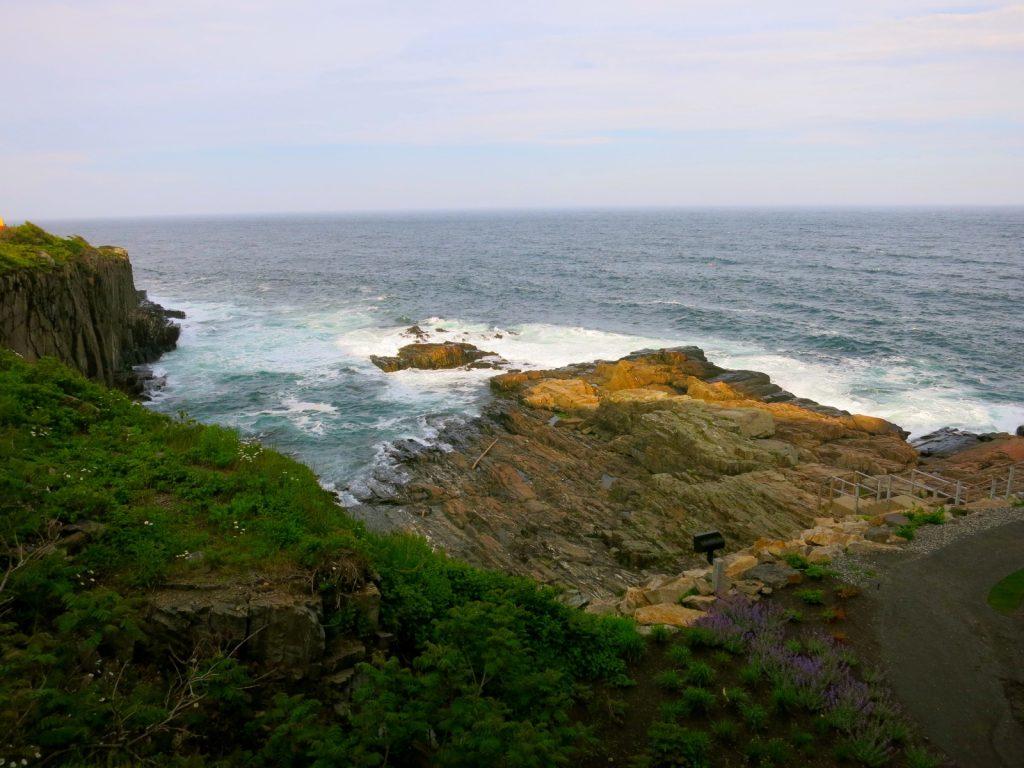 Bald Cliffs Cliff House ME