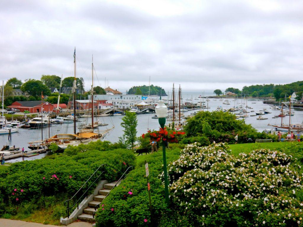 Camden Maine Weekend Getaways