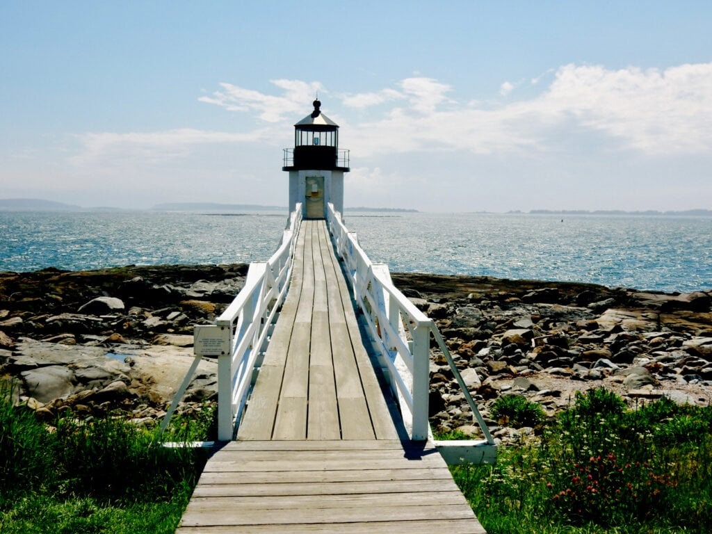 Port Clyde ME Lighthouse