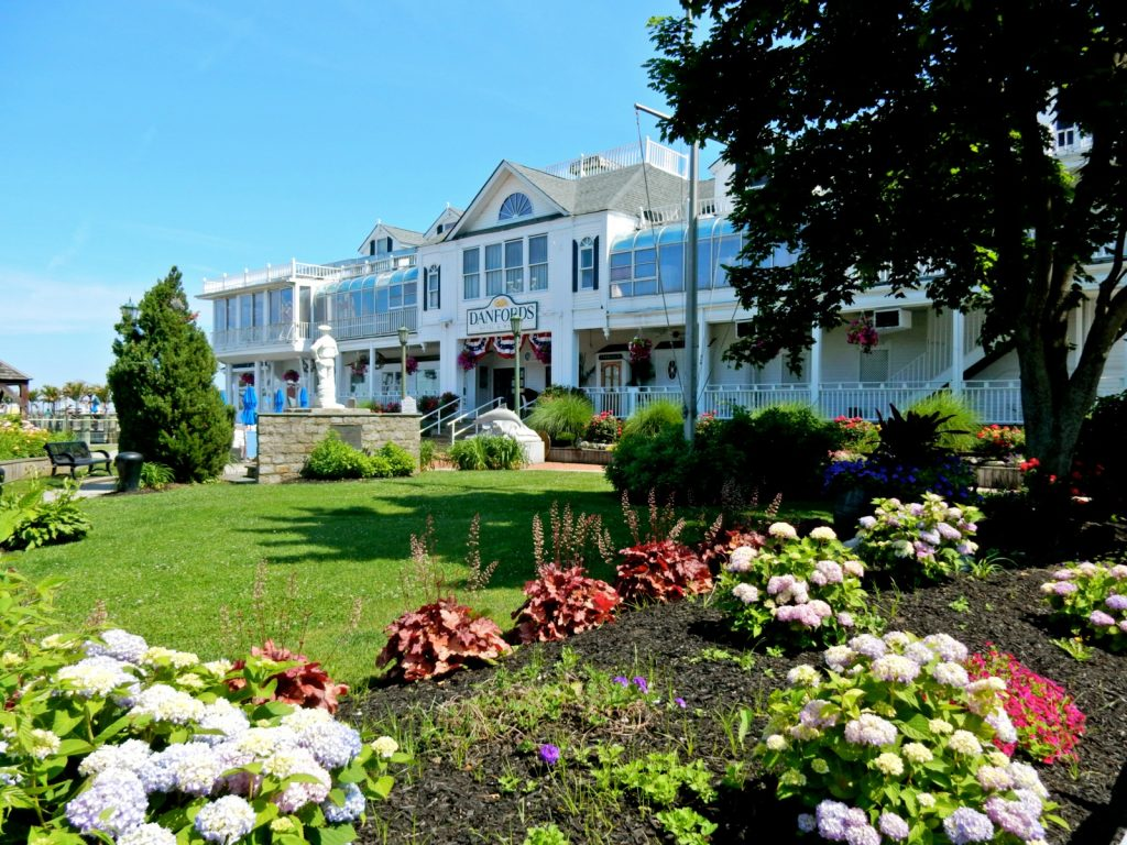 Danford's Hotel and Marina, Port Jefferson NY