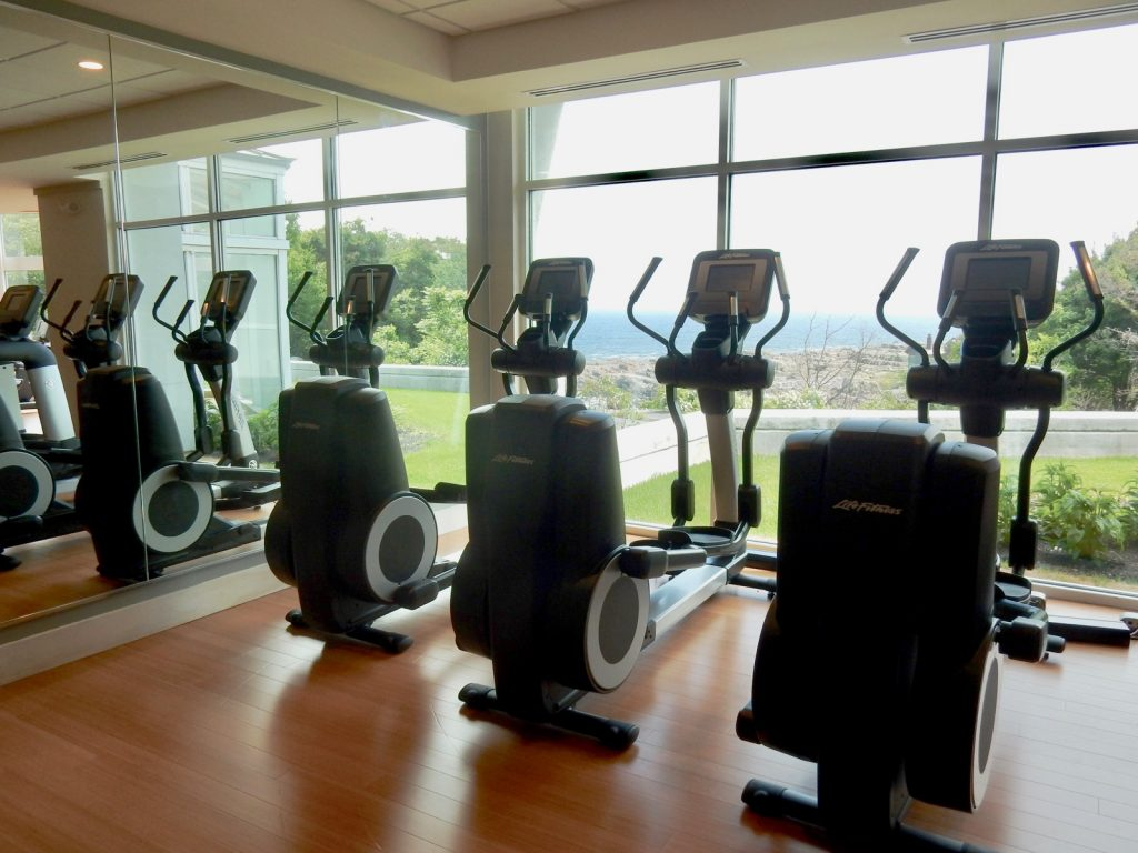 Fitness Center Cliff House ME