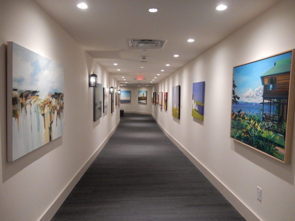Art Corridor Cliff House ME