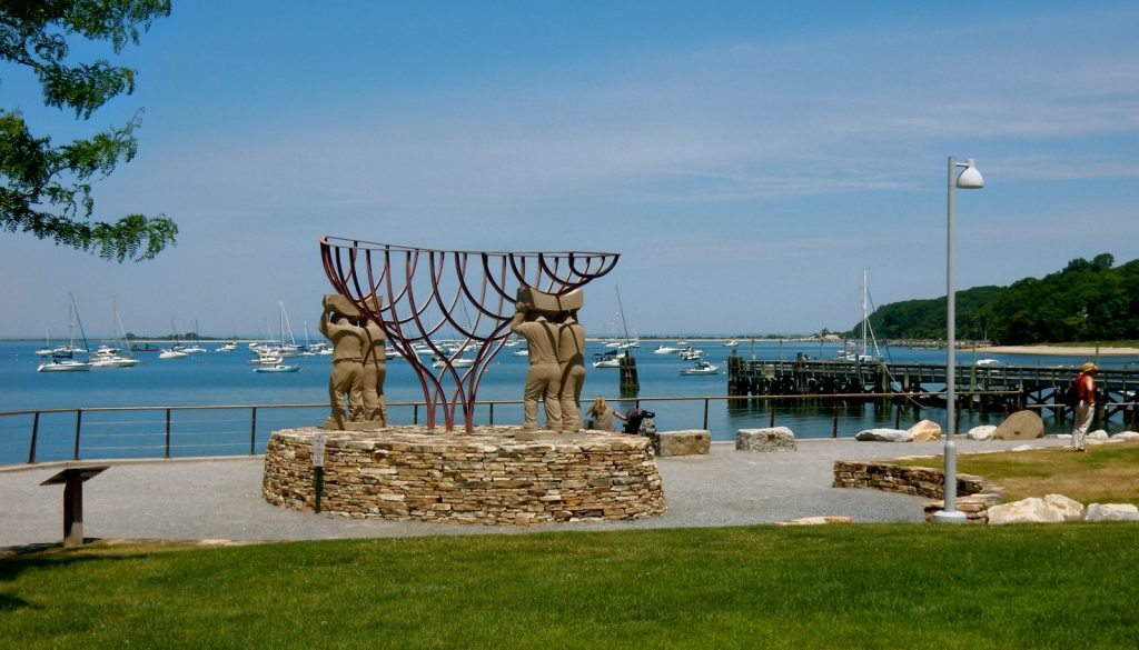 Harborfront Park, Port Jefferson NY