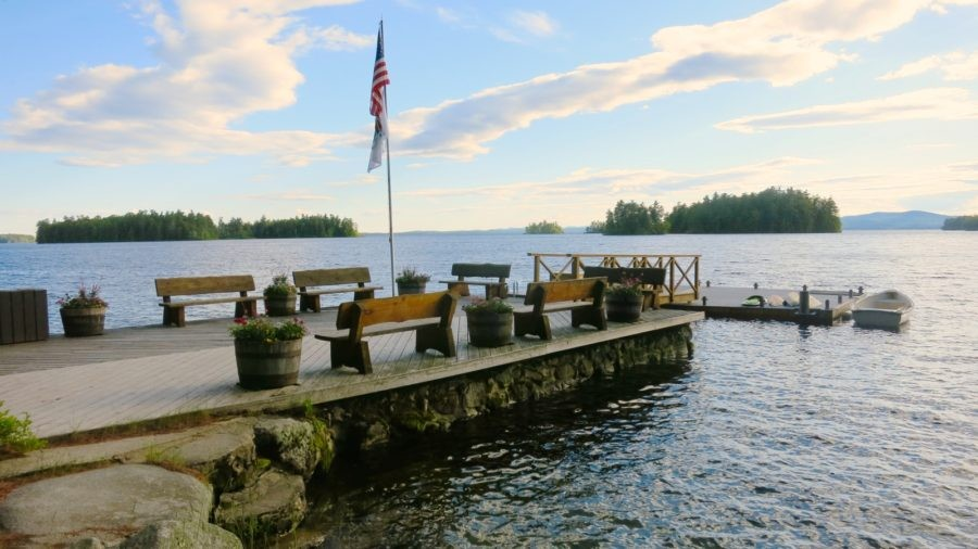 Migis Lodge on Sebago Lake ME: 100 Years of Lake Cottage Traditions