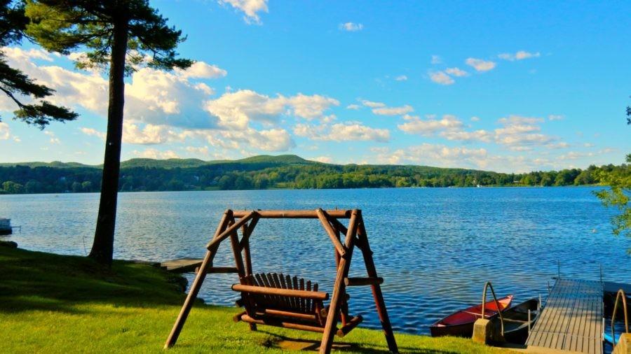 Interlaken Inn, Lakeville CT: Pastoral Connecticut Lakes