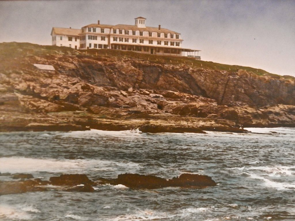 Old Cliff House ME photo