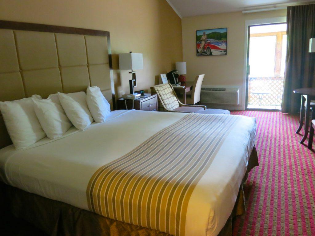 Paul Newman Room, Interlaken Inn, Lakeville CT