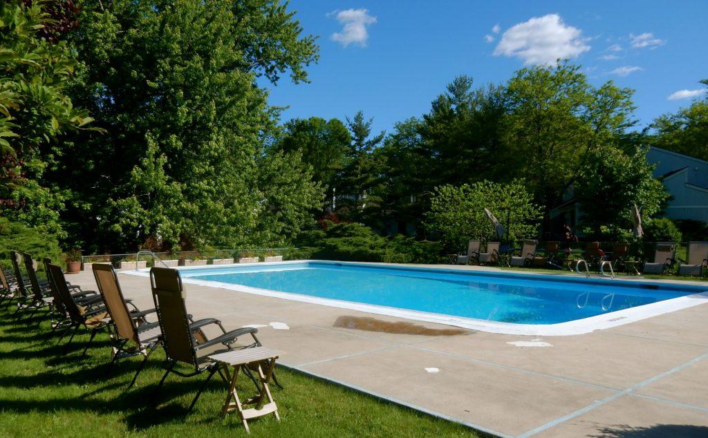 Pool, Interlaken Inn, Lakeville CT
