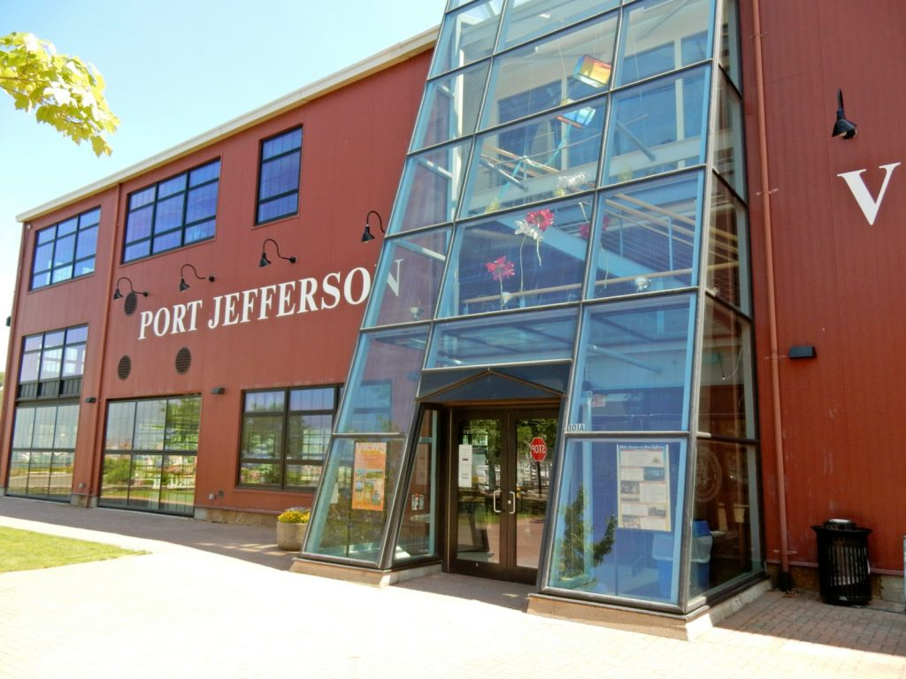 Port Jefferson Village Center, Port Jeff NY