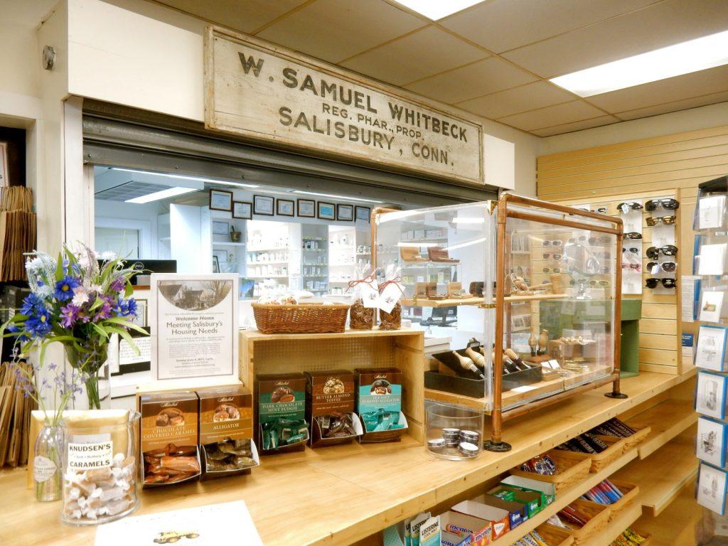Salisbury General Store and Pharmacy, Salisbury CT