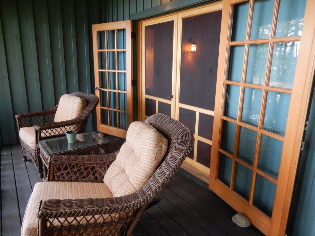 Daybreak Cottage Migis Lodge ME
