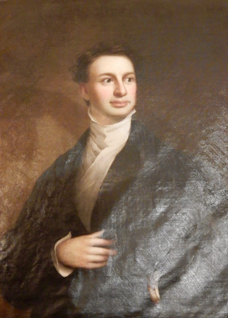 Henry Wadsworth Longfellow Portrait