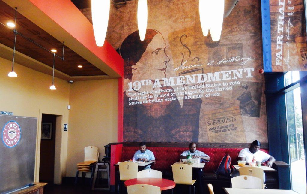 1872 Cafe Rochester NY