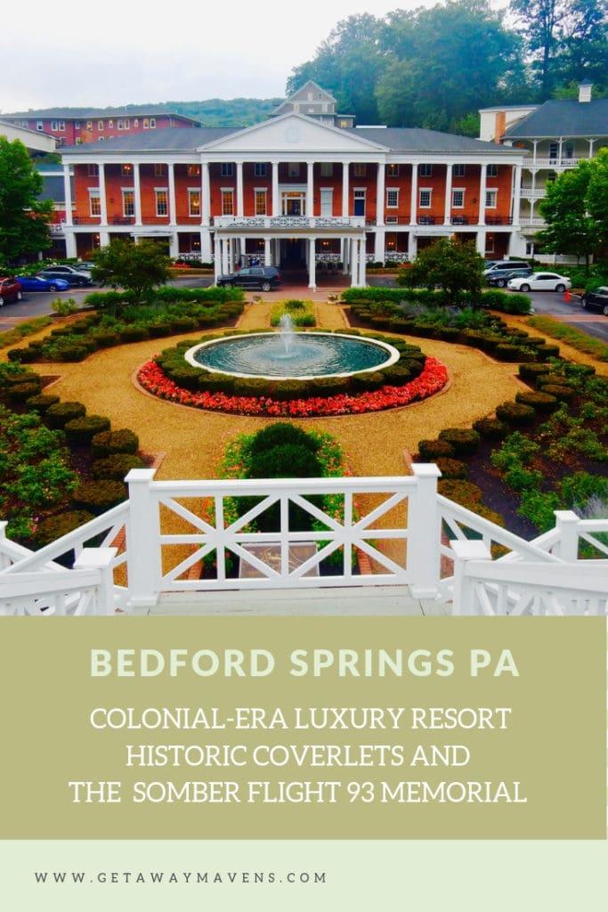 Bedford PA Pin