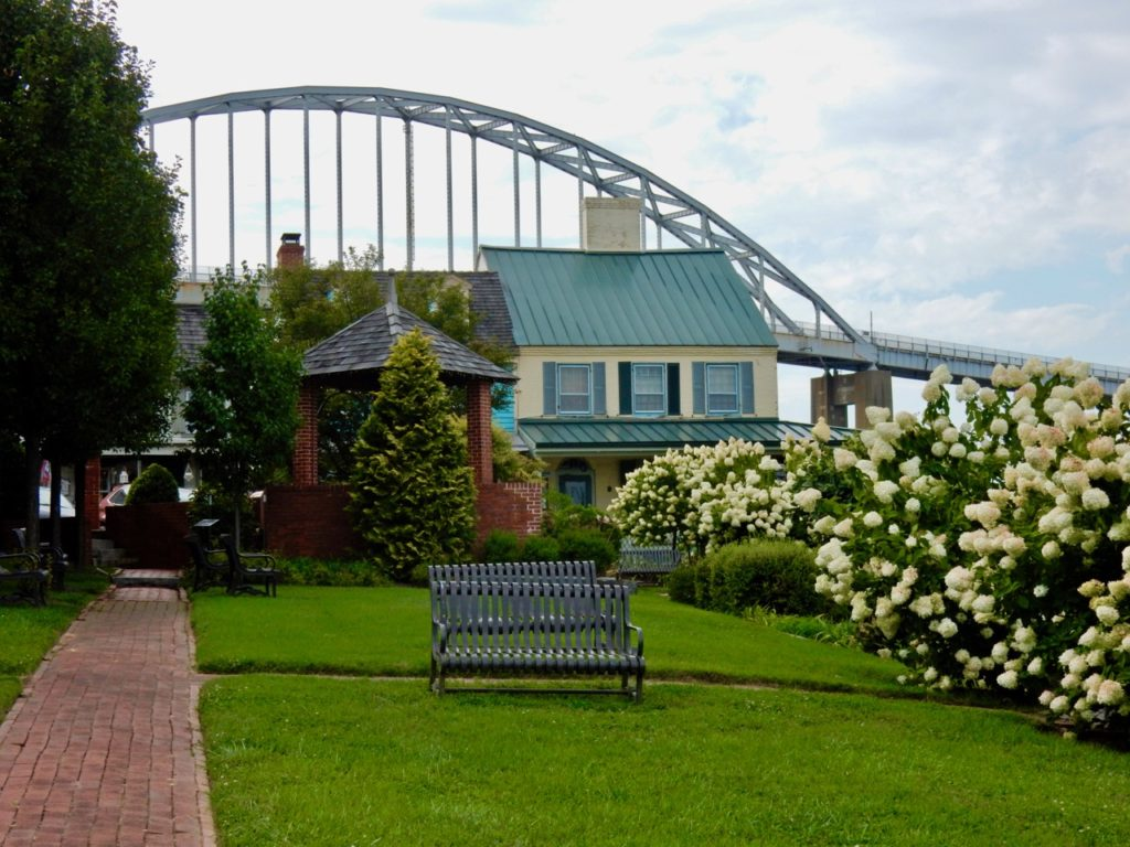 Cecil County Weekend Getaway - Canal Bridge Chesapeake City MD