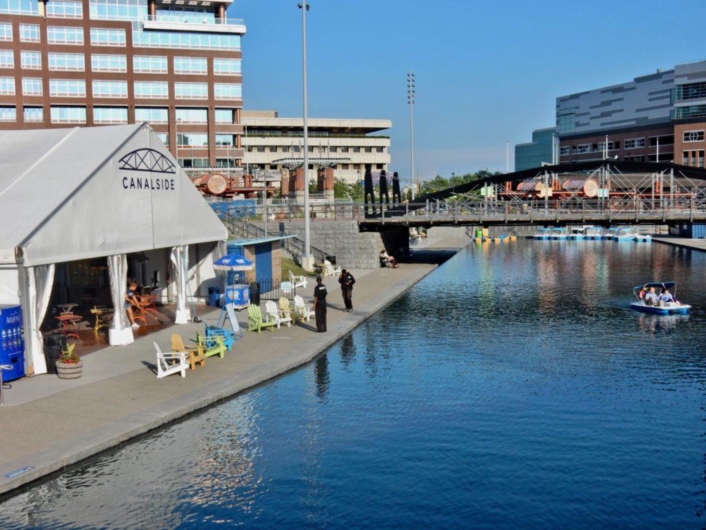 Canalside - Buffalo NY