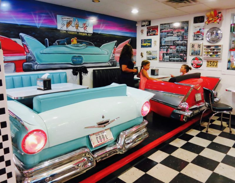 Cool Scoops Ice Cream Shop Wildwood NJ
