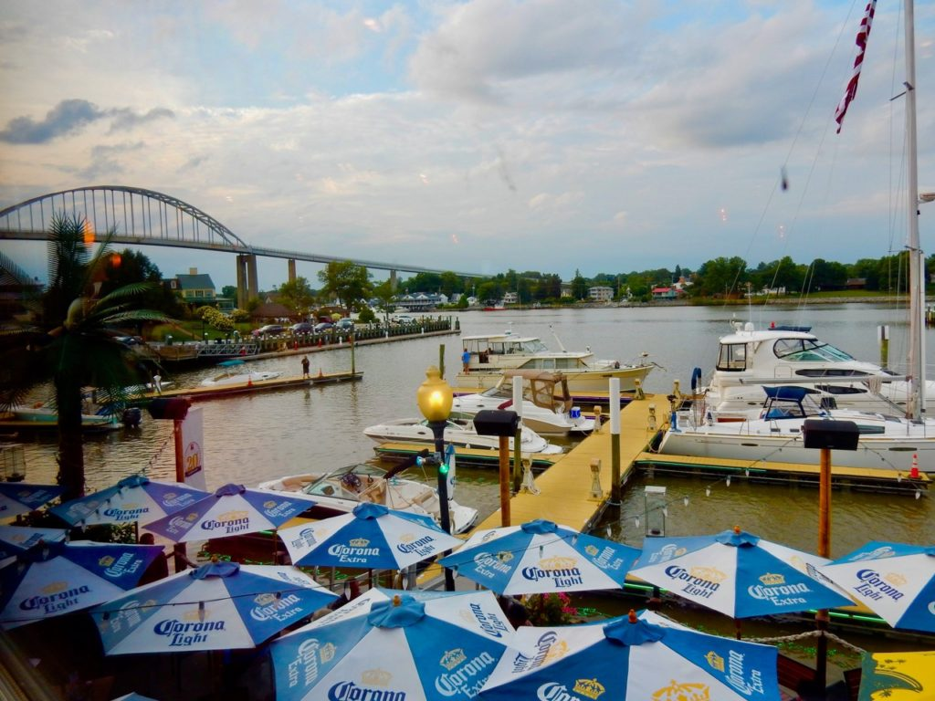 Chesapeake Inn boat docks Chesapeake City MD