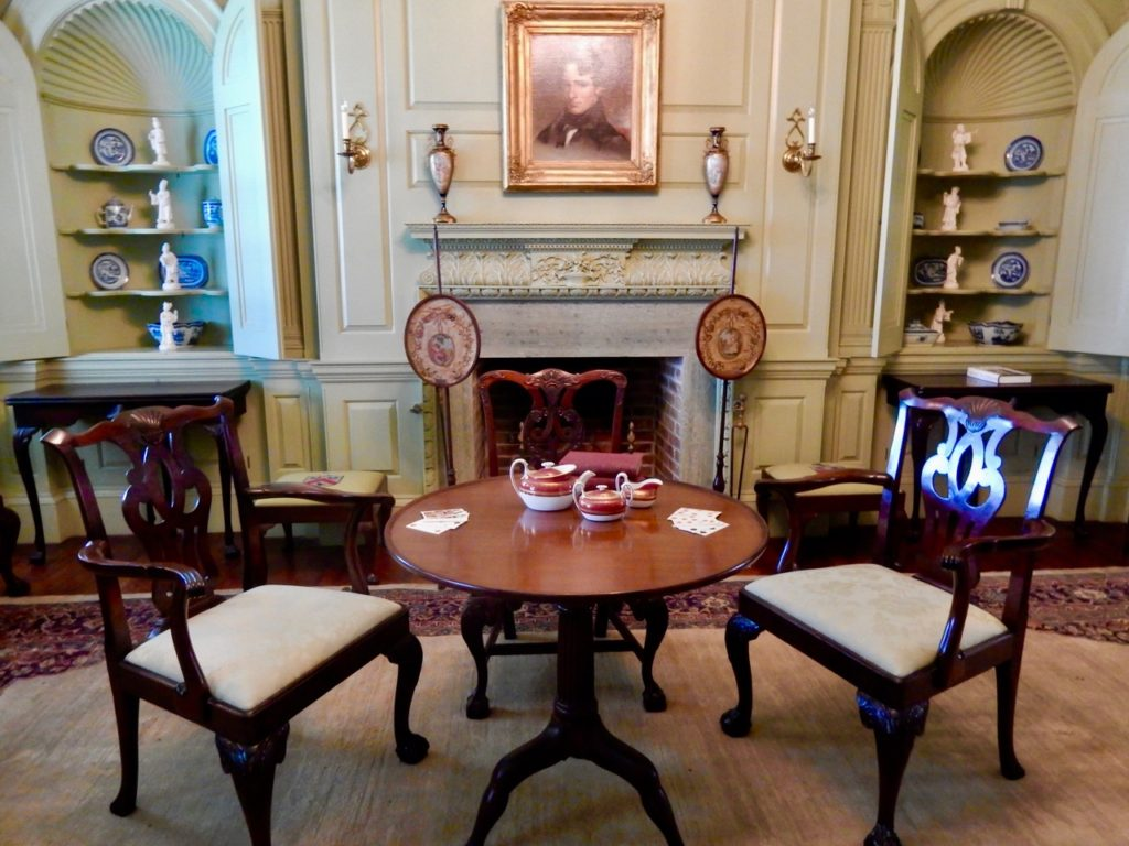 Chippendale Furniture Mt Harmon Plantation MD