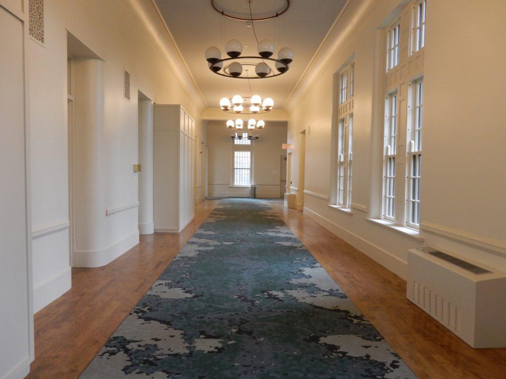 Room Corridor Hotel Henry Buffalo NY
