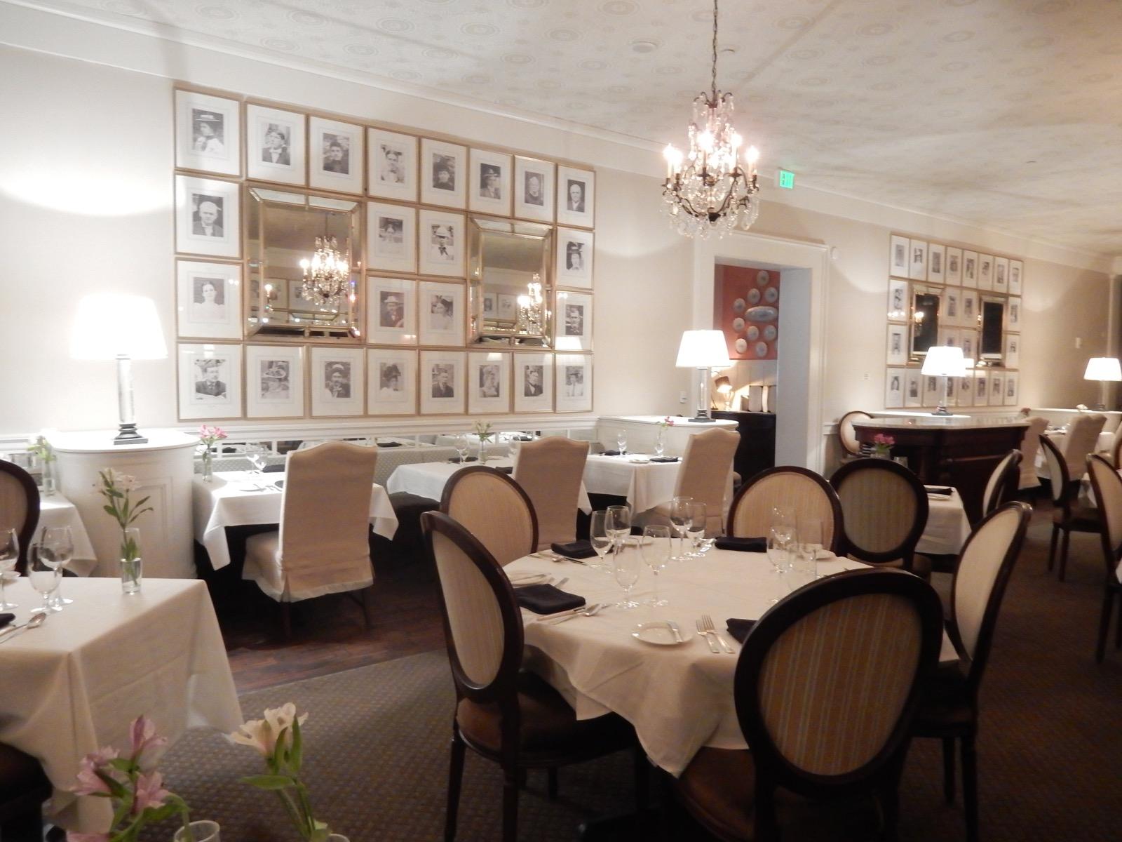 Crystal Dining Room Bedford Springs