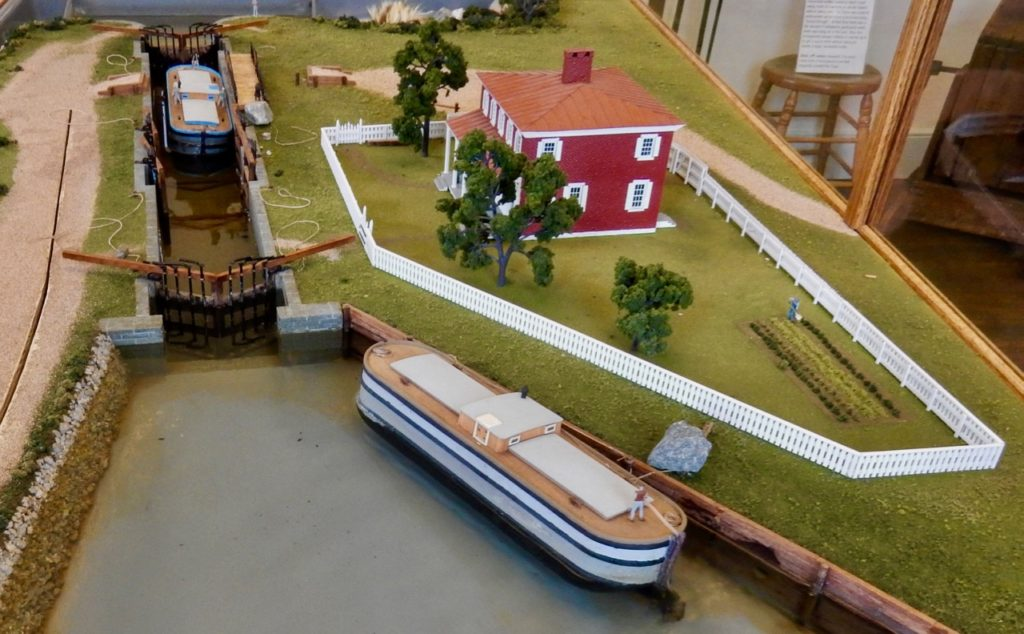 Susquehanna Museum at the Lock House,