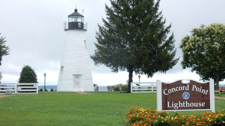 Concord Point Lighthouse, Havre de Grace MD