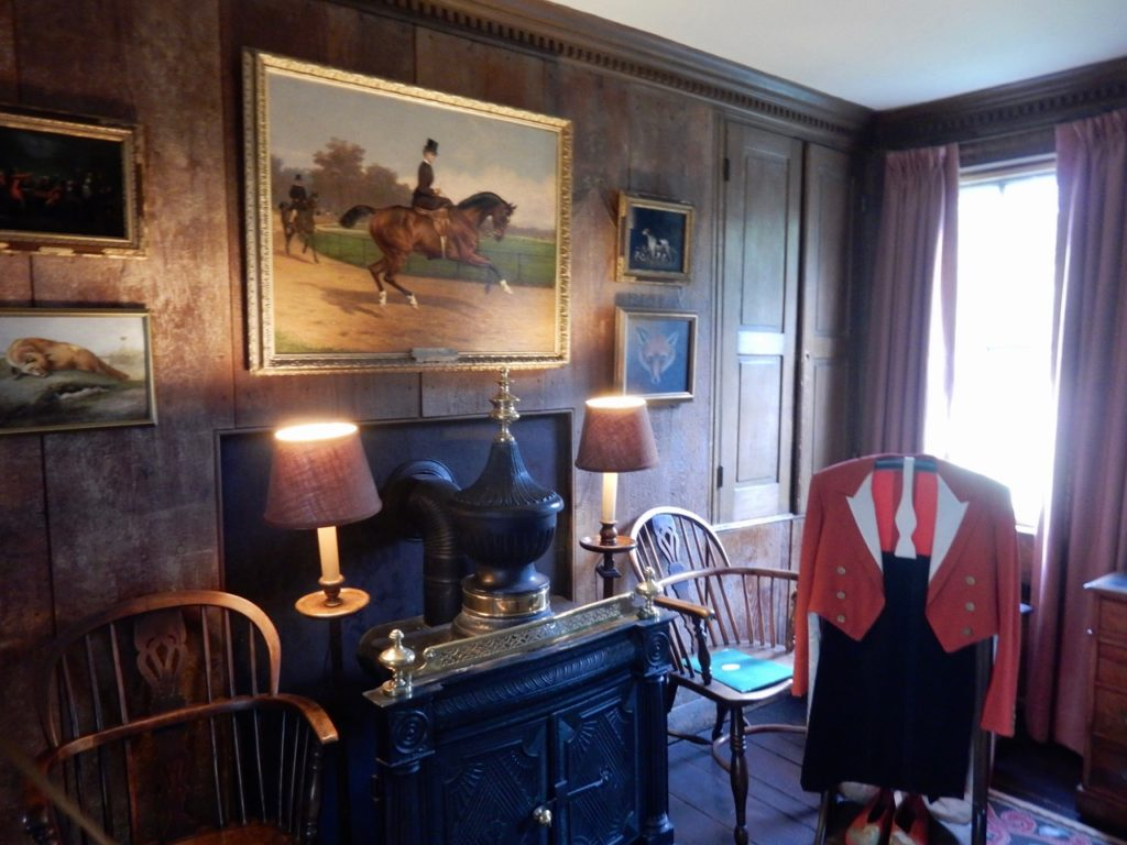 Home Interior, Ladew Topiary Gardens MD