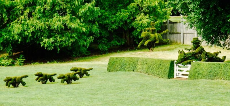 The Hunt, Ladew Topiary Gardens MD