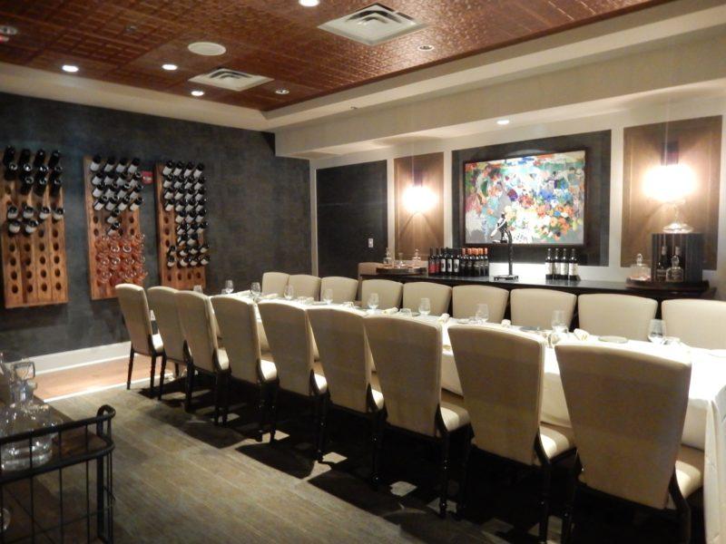Decanter Room Knoxies Table Inn At Chesapeake Bay Beach Club Kent Island Md