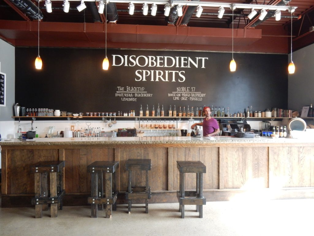 Disobedient Spirits Distillery PA