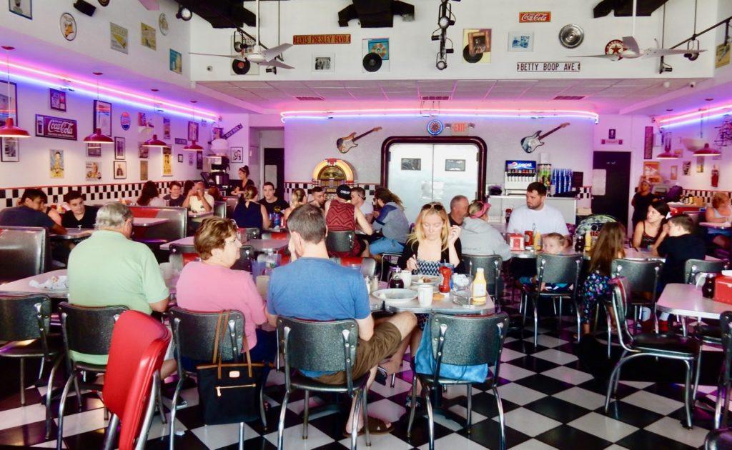 Doo Wop Diner Wildwood NJ