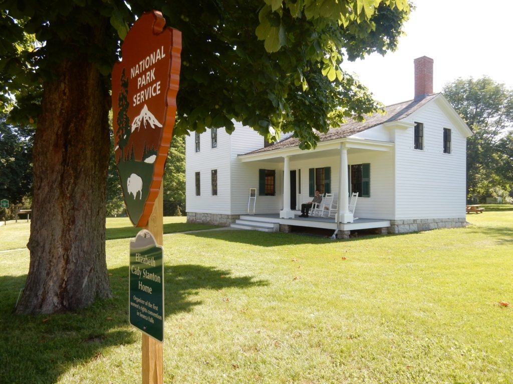 Elizabeth Cady Stanton Home Seneca Falls NY