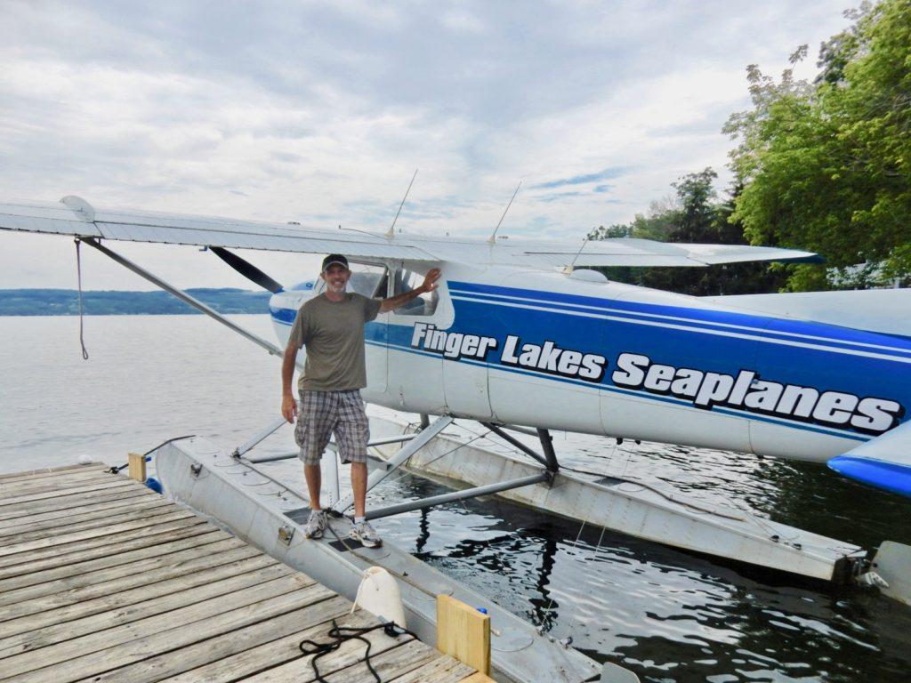Finger Lakes Sea Planes Keuka Lake NY
